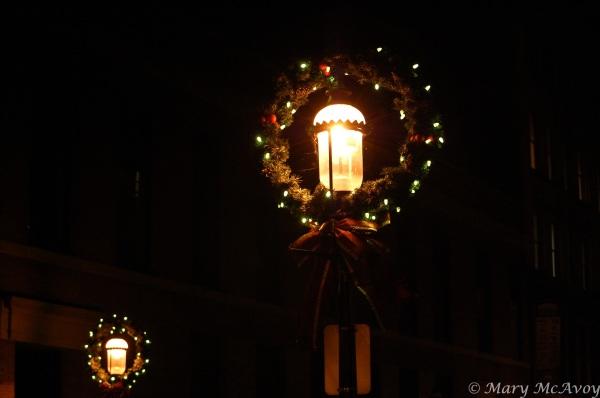 Christmas lights Lowell MA II