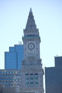 Custom House Tower in Boston, Mass.
