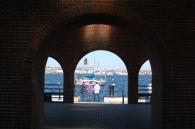 Boston Harbor View