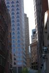 Bostons financial distric