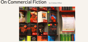 David Foster Wallace on Commercial Fiction through Cristian Mihai
