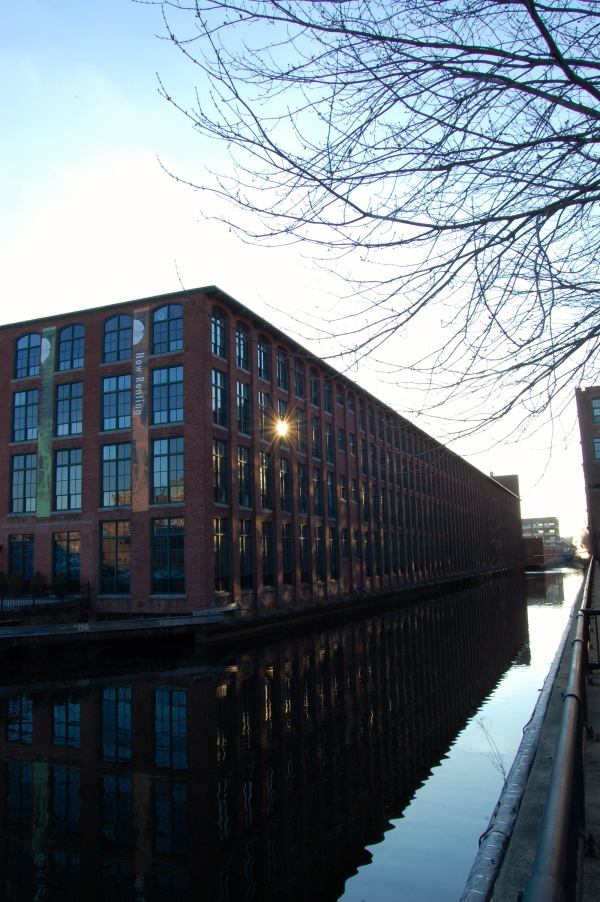 Mill building Lowell Mass 2