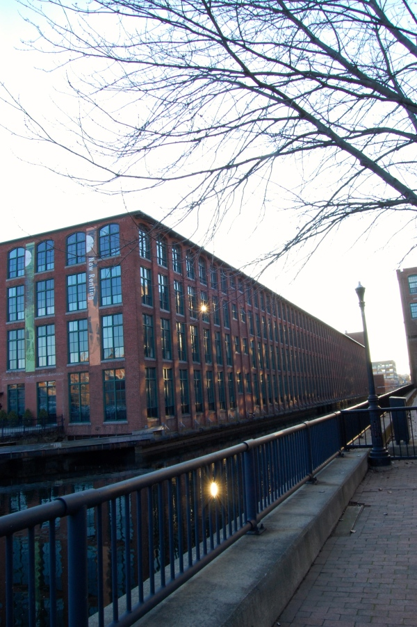 Mill building Lowell Mass 3