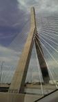 Zakim Bunker Hill cable-stayed BridgeBoston