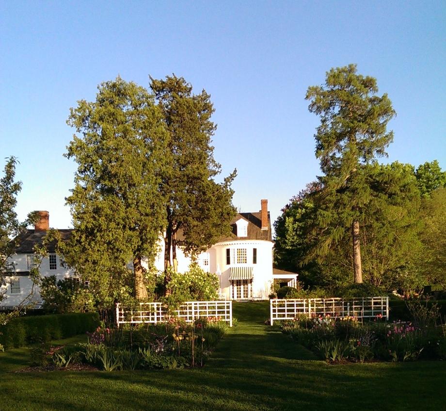 Stevens Coolidge Place garden