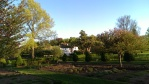 expanse of lawns and gardens at Stevens Coolidge Place