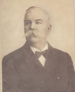 John Breen, first Irish Catholic mayer in New England (City of Lawrence, Massachusetts)